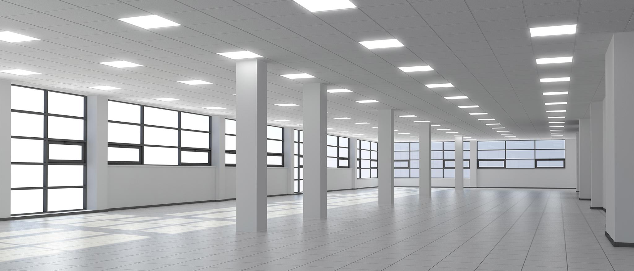 LED panel og LED paneler
